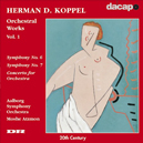 Herman D. Koppel. Orchestral Works Vol. 1