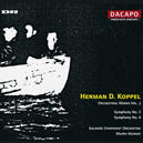 Herman D. Koppel. Orchestral Works Vol. 3