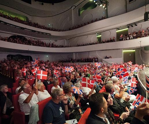 Aalborg Symfoniorkester Koncerter Promenadekoncert30 08 2018