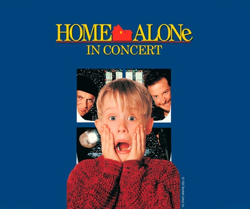 HOME ALONE IN CONCERT I